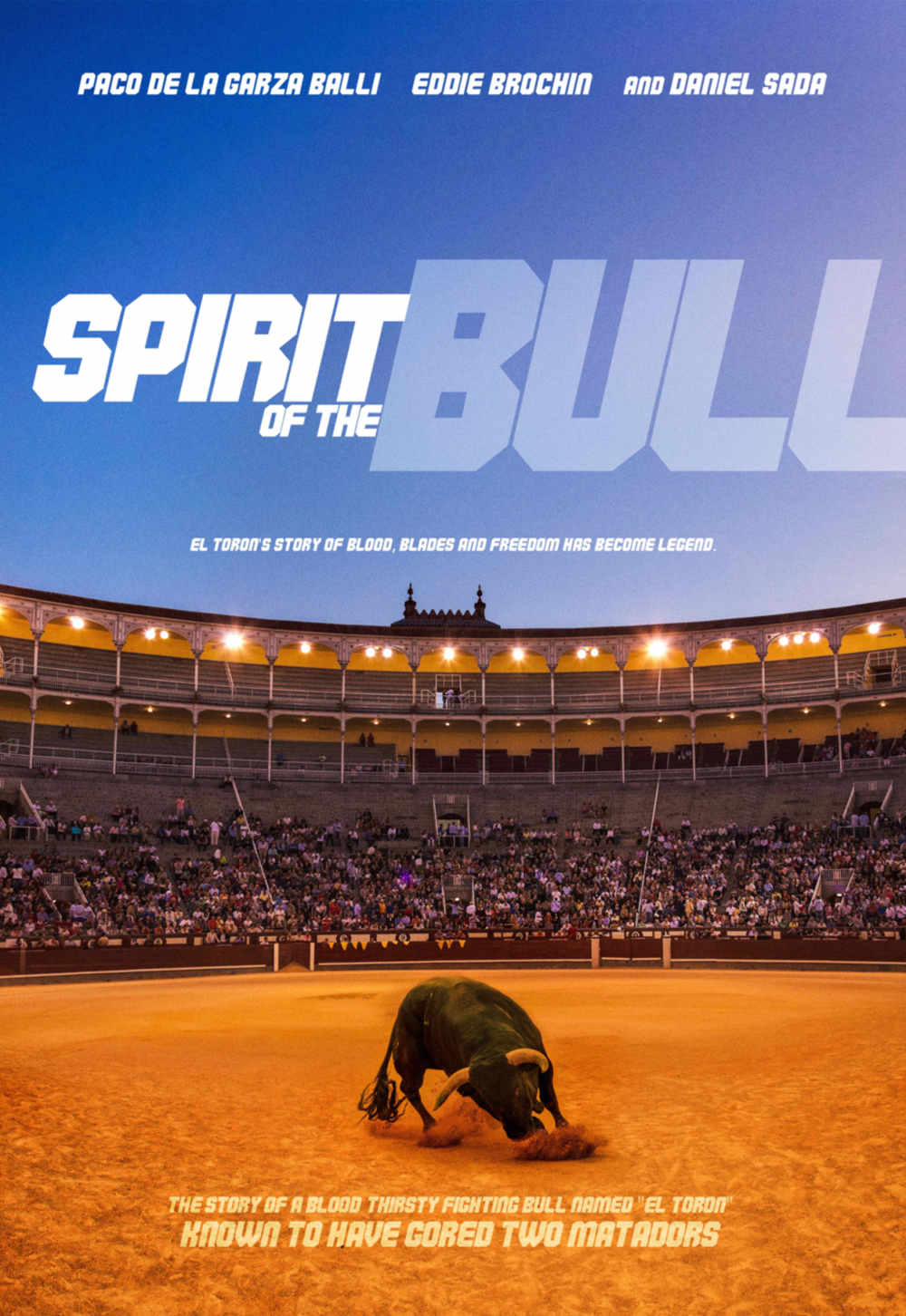 Spirit Of The Bull Poster